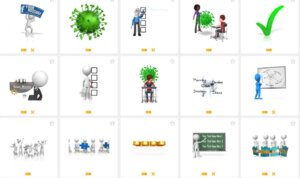 Анимационная графика на сайте presentermedia