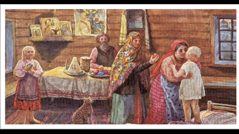 Светлый праздник Пасха-самый почитаемый праздник в православном мире